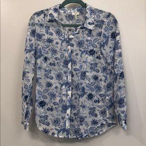 Joie linen blouse. Size XS. Excellent condition